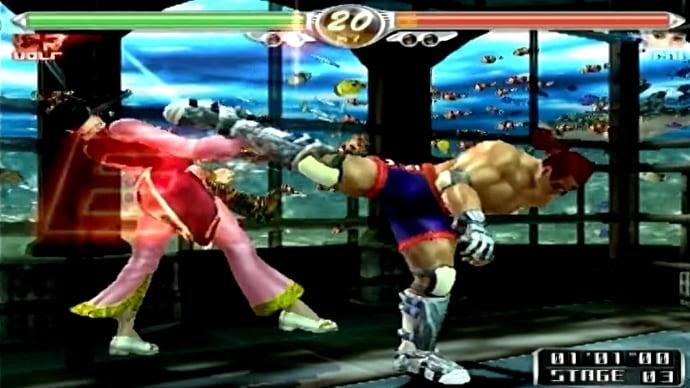 Game Bertema Pertarungan Terbaik Yang Ada di PS2